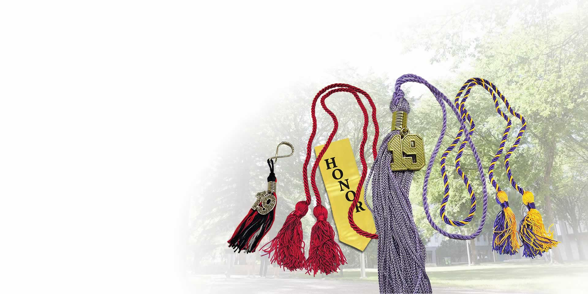 Schoen - Cords and tassels