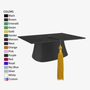 Schoen - Graduation cap