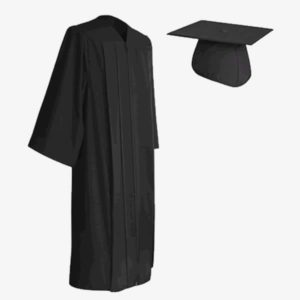 Schoen - Cap and gown