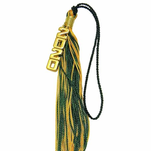 Insignia Tassels with Numeral - Schoen
