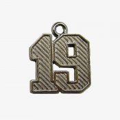 Schoen - Regular Numeral Silver