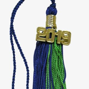 Schoen - tassel with numeral 2019