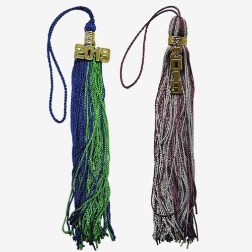 Schoen - insignia tassel with numeral