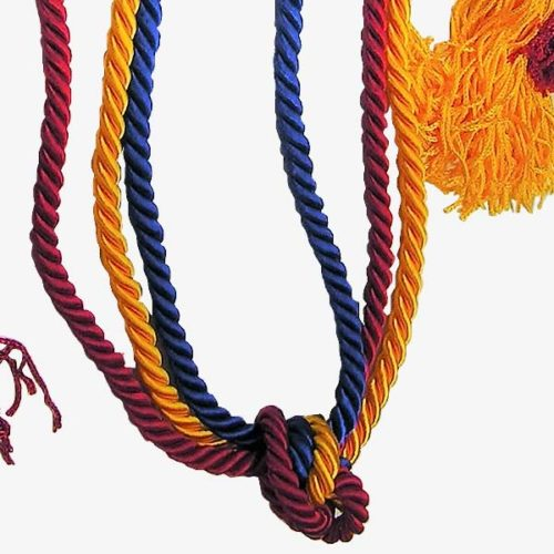 Schoen - Triple honor cord knot
